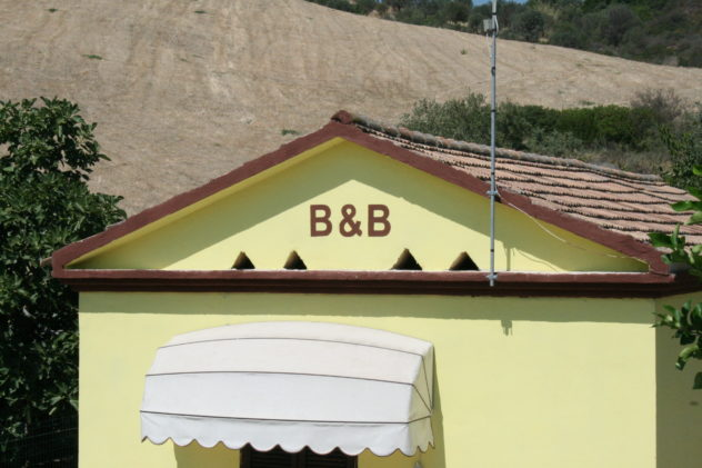 B&B esterno