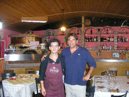 con Vittorio Introcaso