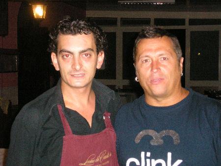 con Paolo Belli